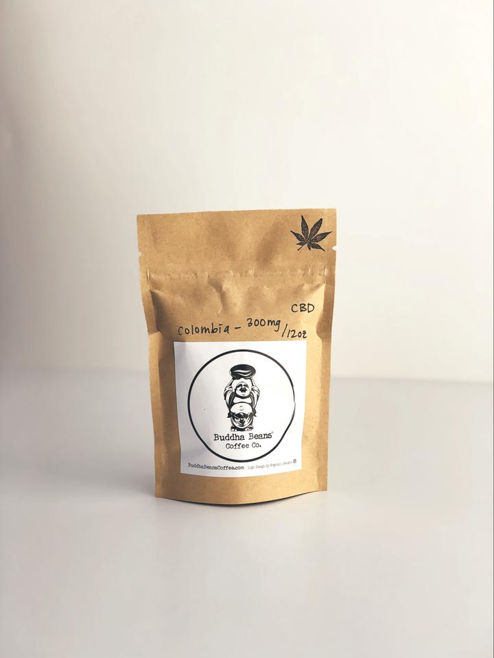 Buddha Bean 2 oz. Ground (Mexican)